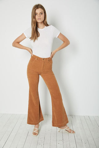 Rolla's East Coast Flare - Tan Cord
