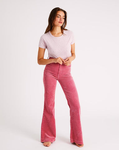 Rolla's East Coast Flare - Rose Cord