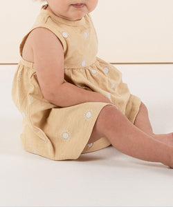 Rylee + Cru Sunburst Layla Dress
