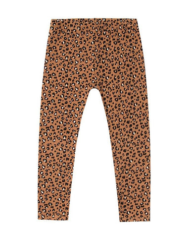 Cheetah Legging - Bronze