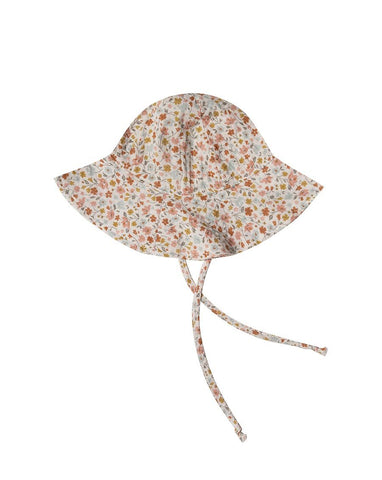 Flower Field Floppy Sun Hat