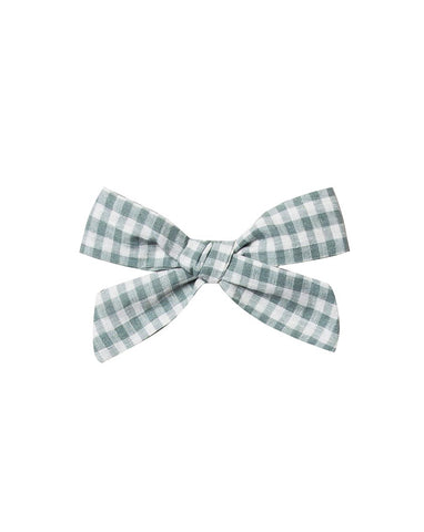 Gingham Girl Bow
