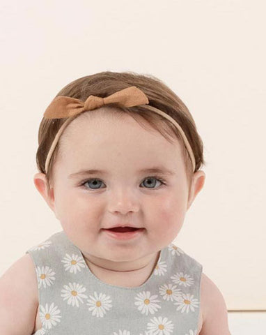 Little Knot Headband - Bronze