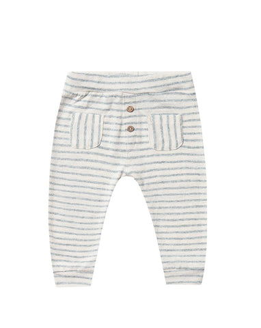 Sea Stripe Baby Pant | Rylee + Cru Hometown Collection