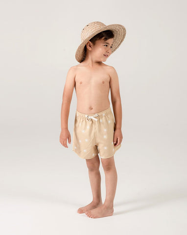 Sunburst Swim Trunk by Rylee + Cru | Boys Swim