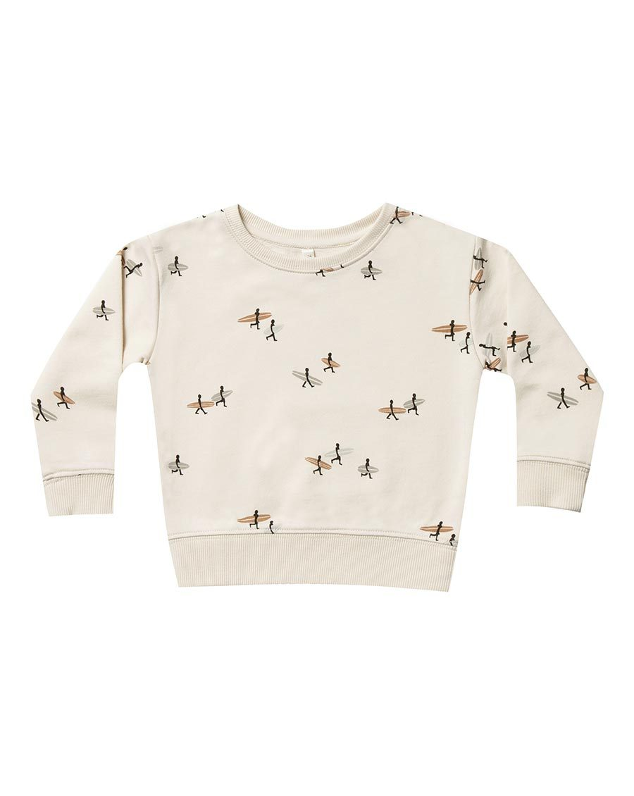 Load image into Gallery viewer, Rylee + Cru Surfer Sweatshirt | Little Boys Sweathshirt