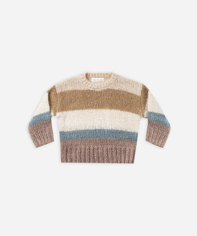 Kids Stripe Aspen Sweater