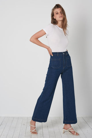 Sailor Jean - Eco Vicki Blue