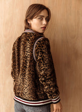Load image into Gallery viewer, Livi Jacket in Leopard by Saylor | Bohemian Mama