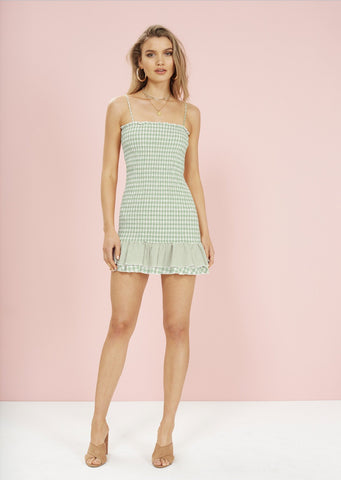 Shaylee Layered Frill Dress