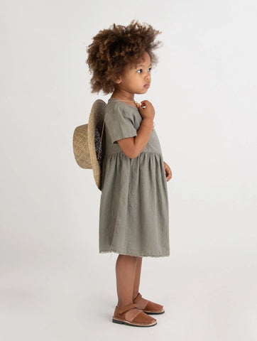 Go Gently Nation Short Sleeve Prairie Dress