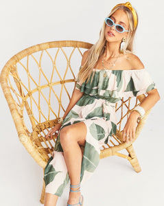 Show Me Your Mumu | Rosie Dress Queen Palms | Womens Dresses