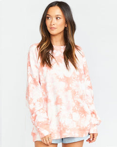 Simon Pullover Creamsicle Tie Dye | Show Me Your Mumu | Women's Tops