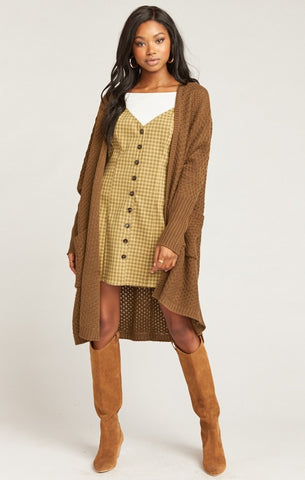 Clayton Cardigan - Creekside Knit