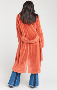 Show Me Your Mumu Lolita Jacket Burnt Sienna | Fall Clothing For Women