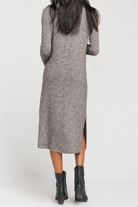 Show Me Your Mumu Maddison Dress Mountaintop Sweater Knit | Long Sleeve Dresses