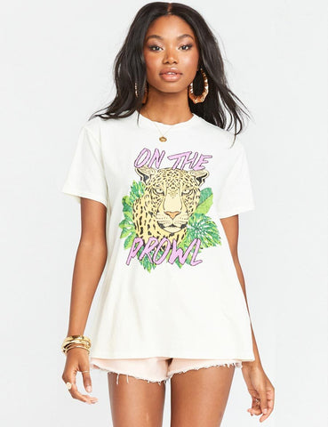 Thomas Tee - On The Prowl Graphic | Show Me Your Mumu Thomas Tee