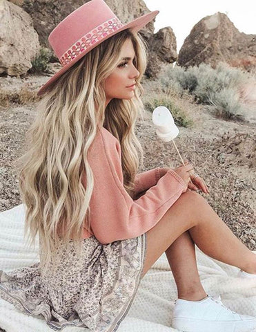 Sierra Rose Hat