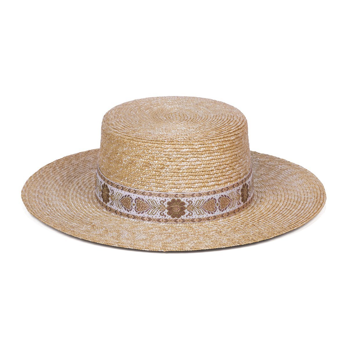 Load image into Gallery viewer, Spencer Boater Special Women's Boater Hat by Lack of Color