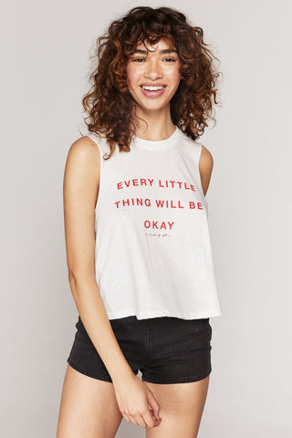 Every Little Thing Crop Tank
