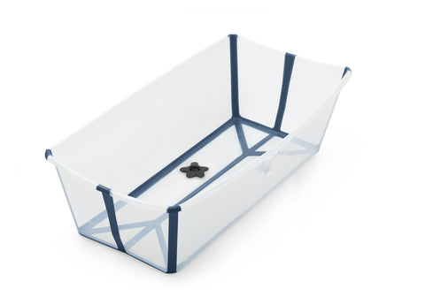 Stokke Flexi Bath X-Large Transparent Blue