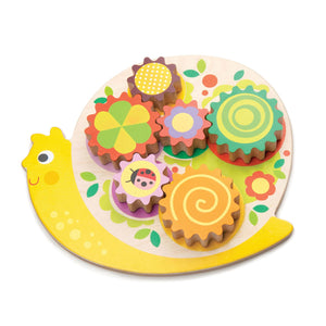 Snail Whirls | Tender Leaf Toys - Educational Toys