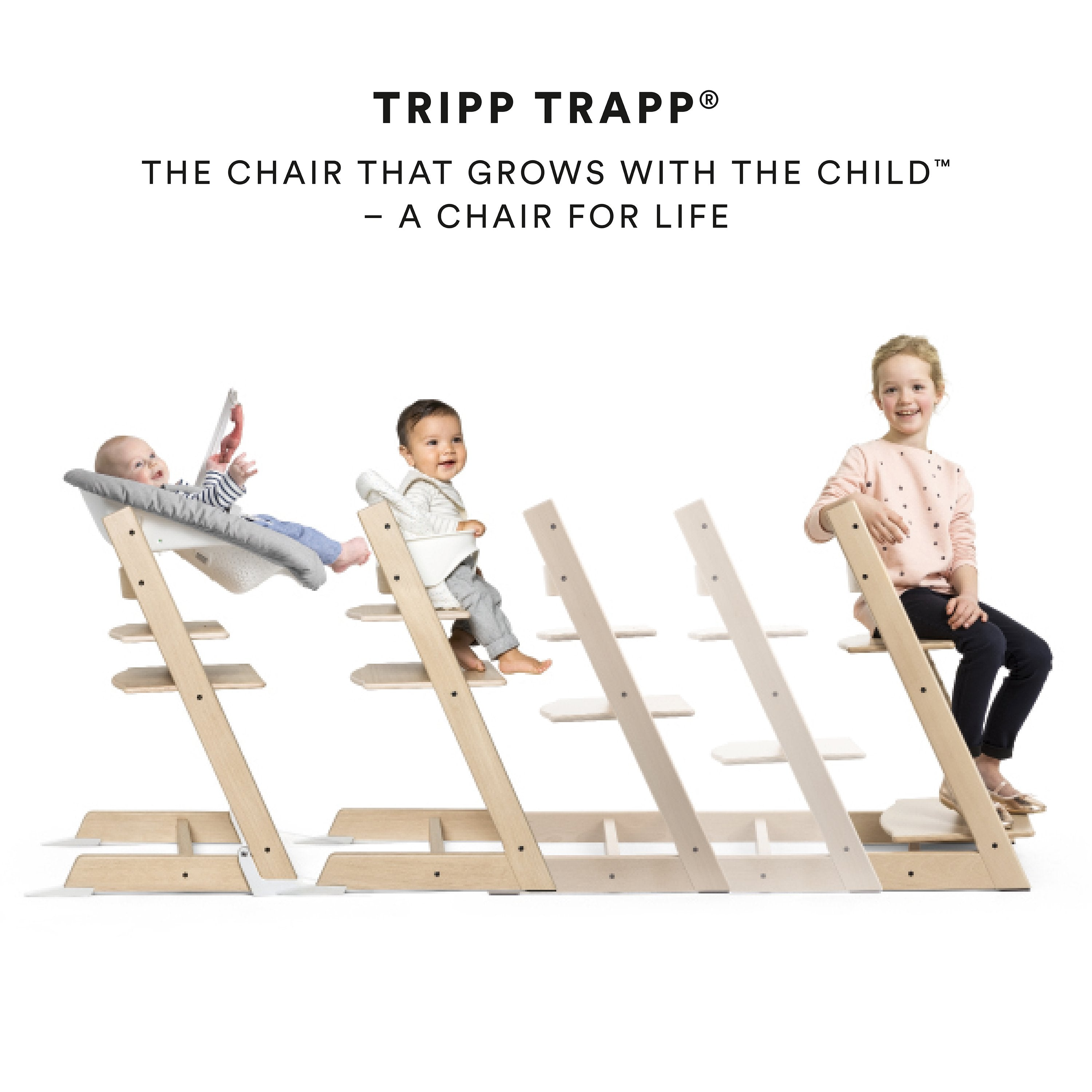 Load image into Gallery viewer, tripp trapp chair example