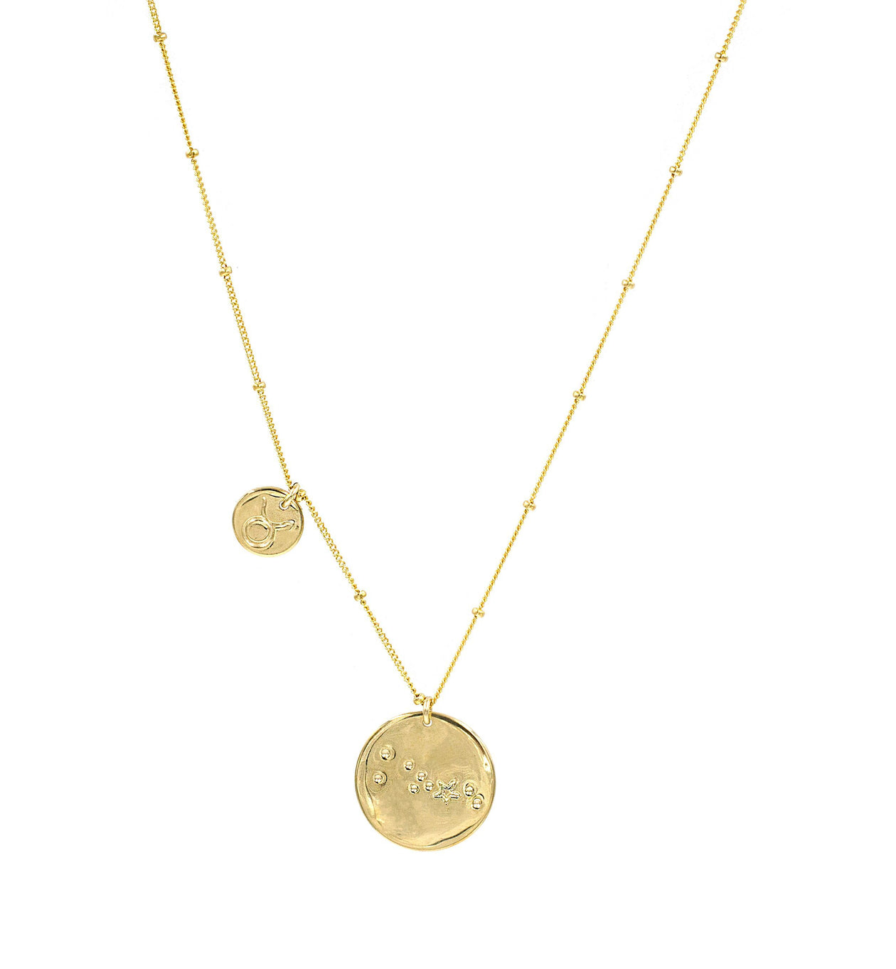 Taurus Constellation Necklace