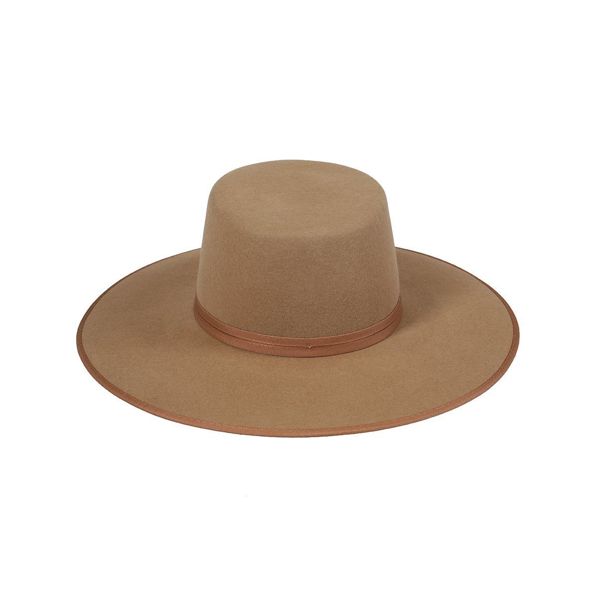 Load image into Gallery viewer, Lack of Color Teak Rancher Boater | Brown Hats