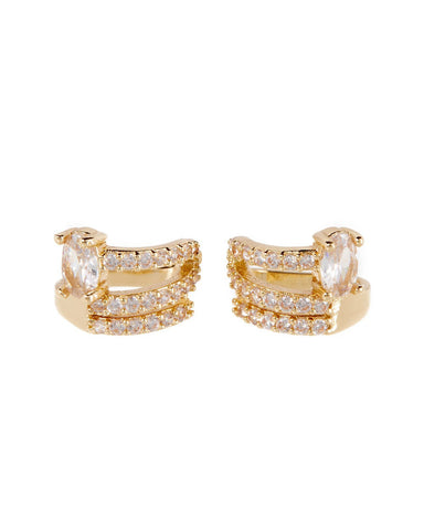 The Ballier Ear Cuff - Gold