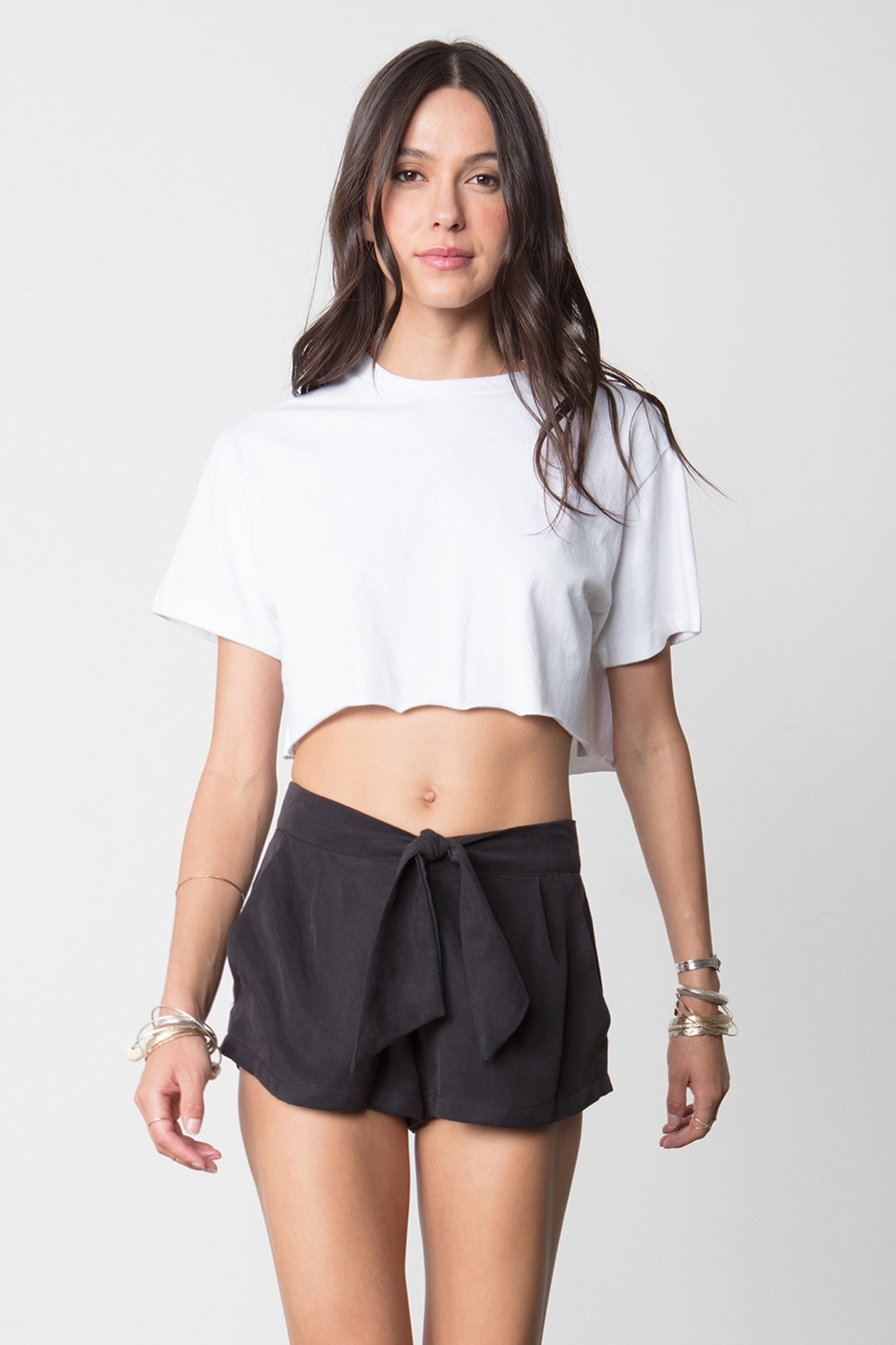 The Box Tie Shorts by Stillwater
