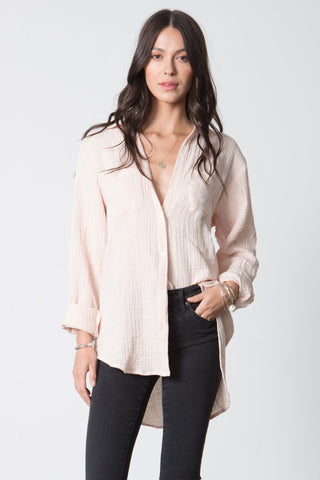 The Favorite Shirt in Blush