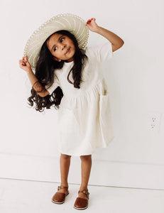 The Humble Soles Laguna Sun Hat | Little Girls Beach Hats