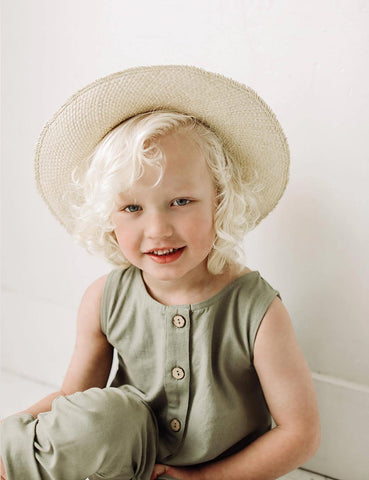 The Humble Soles Playa Sun Hat | Kids Beach Hats