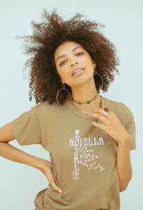 The Mick Tee by Novella Royale