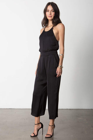 The Olsen Pants Black