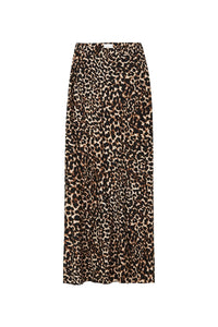 Colca Bias Maxi Skirt in Leopard by Tigerlily | Bottoms