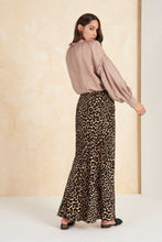 Load image into Gallery viewer, Colca Bias Maxi Skirt in Leopard by Tigerlily | Bohemian Mama
