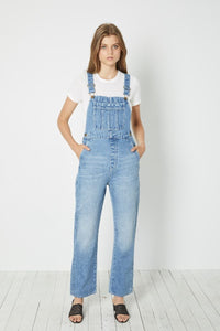 Trade Overall in Harvest Blue from Rolla's for Women