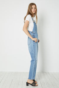 Trade Overall in Harvest Blue from Rolla's - Denim for Women