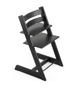 tripp trapp chair oak black