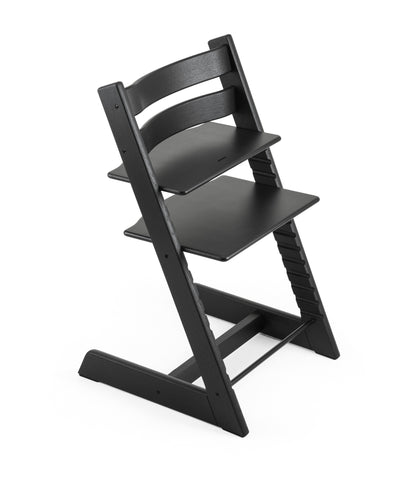 Presale: Tripp Trapp Chair Oak Black