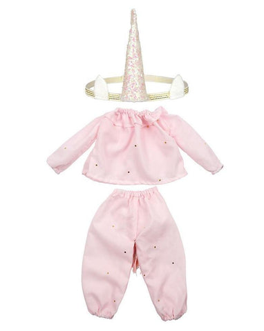 Unicorn Doll Dress-Up Kit
