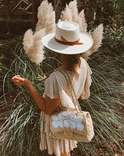 Load image into Gallery viewer, Val Diamond White Hat by Lack of Color