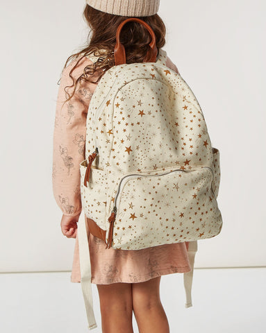 Stardust Dome Backpack - Natural