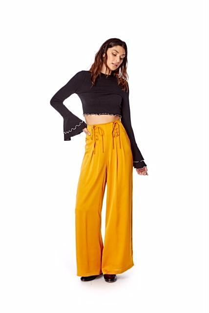 Dawn Lace Up Pants, Lost + Wander - Bohemian Mama