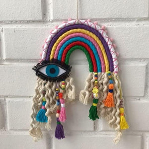 Watching Over You Rainbow Set 2 by Bohemian Mama | Art