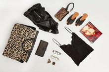 Load image into Gallery viewer, Leopard Soho Weekender by Cleobella
