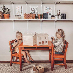 Olli Ella Holdie House | Wooden Portable Doll House