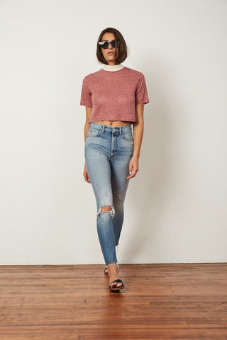 The Zachary - High Rise Skinny